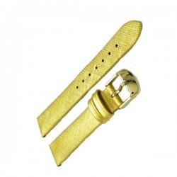 Laikrodžio dirželis BISSET BSAD85 geltonas