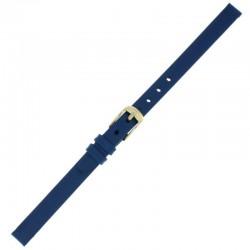 Laikrodžio dirželis BISSET BSAD49 mėlynas