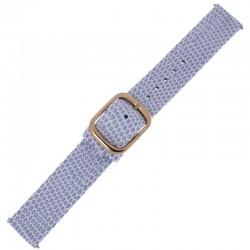 Laikrodžio dirželis BISSET BSAE04 Violetinė / Purpurinė