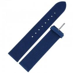 Laikrodžio dirželis BISSET BSAE04 mėlynas