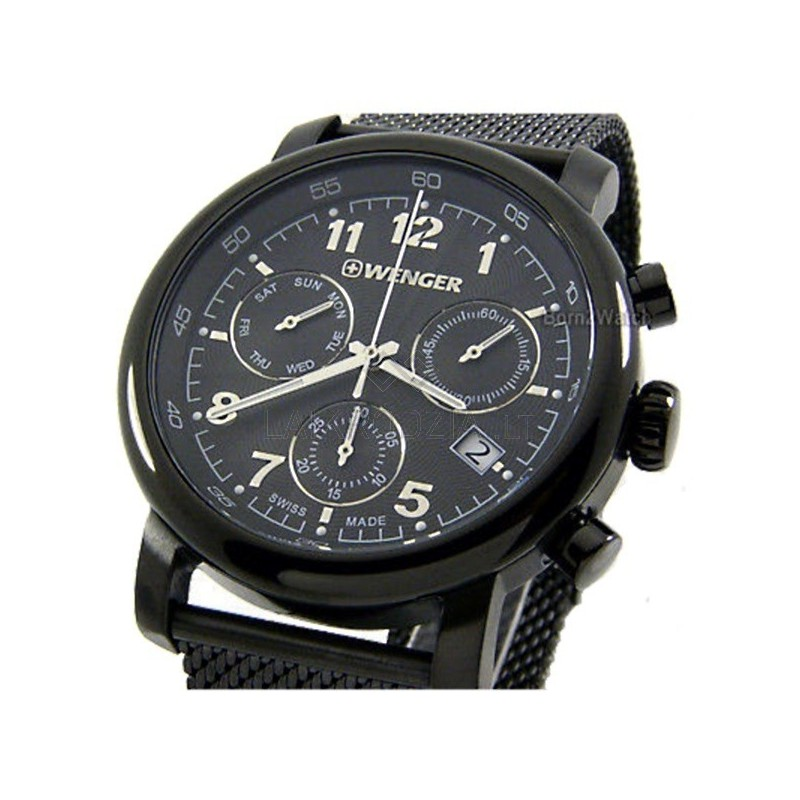 watches wenger urban classic chrono. Black Bedroom Furniture Sets. Home Design Ideas