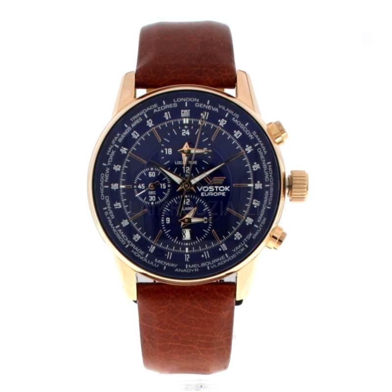 Watches vostok europe ym26 5609256 for Vostok europe watches