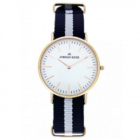 c7bb8b0744185a Наручные часы - Jordan Kerr FW010W/IPRG/W/NYLON