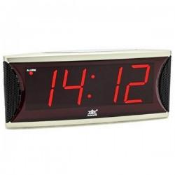 Электронные часы - будильник XONIX 1810/RED