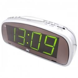 Электронные часы - будильник XONIX 1212/GREEN