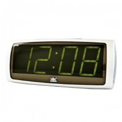 Electric Alarm Clock 1819/GREEN