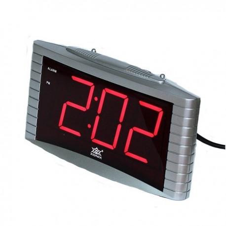 Электронные часы - будильник XONIX 1809/RED