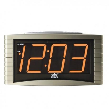 Electric Alarm Clock 1809/YELLOW