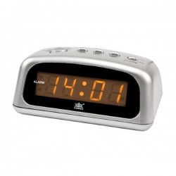 Electric Alarm Clock 1228/YELLOW