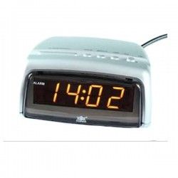 Electric Alarm Clock 1222/YELLOW