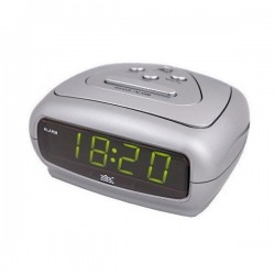 Electric Alarm Clock 1235/GREEN