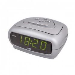 Электронные часы - будильник XONIX 1235/GREEN