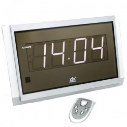Electric Alarm Clock 2502/WHITE