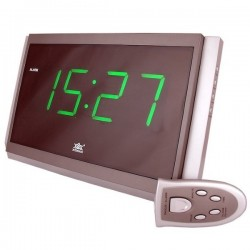 Electric Alarm Clock 2502/GREEN