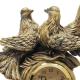 ADLER 80148 stalinis kvarcinis laikrodis