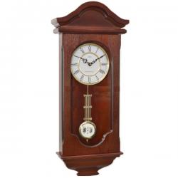 ADLER 20037CH VYŠNIA Sieninis kvarcinis laikrodis