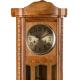 ADLER 11002O ĄŽUOLAS. Sieninis mechaninis laikrodis