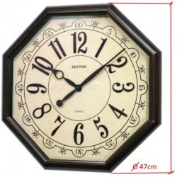 Rhythm CMG745NR06 sieninis kvarcinis laikrodis