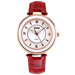 Skmei 1059CL Dark Red