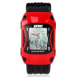 SKMEI 0961B Kids Red Children's Watches