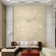 3D Wall Clock sieninis laikrodis