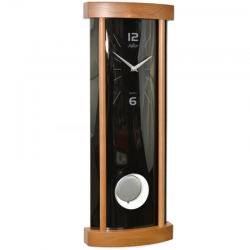 ADLER 20228O. OAK. Quartz Wall Clock