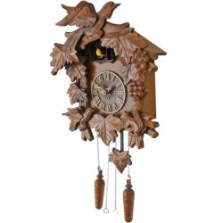 ADLER 24009O Часы с кукушкой. Цвет - ДУБ