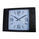 ADLER 21129W. ОРЕХ. Haстенные кварцевые  часы