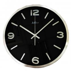 ADLER 31035SIL sieninis kvarcinis laikrodis