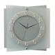 ADLER 21115SIL Настенные кварцевые часы