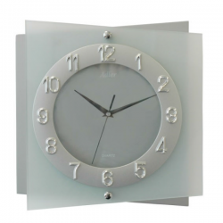 ADLER 21115SIL  Quartz Wall Clock