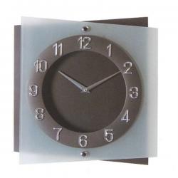 ADLER 21115SIL .Haстенные кварцевые  часы