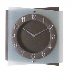 ADLER 21115SIL  Quartz Wall Clock