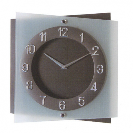 ADLER 21115SIL  Sieninis kvarcinis laikrodis