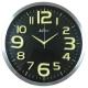 ADLER 30146BL .Haстенные кварцевые  часы