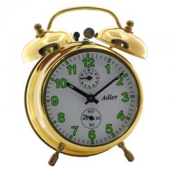 ADLER 50001G будильник, механические