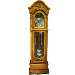 ADLER 2007CH Grandfather Clock Mechanical