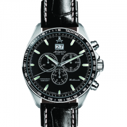 ATLANTIC Worldmaster Big Date Chronograph 55460.47.62