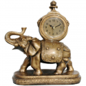 ADLER 80021G Dramblys. Stalinis kvarcinis laikrodis