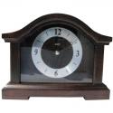 ADLER 22093W ОРЕХ. Настольные кварцевые часы