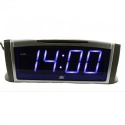 Электронные часы - будильник XONIX 1811/BLUE