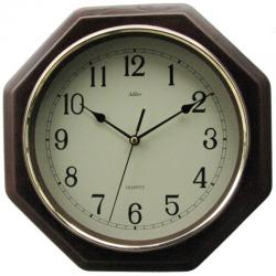ADLER 21023W Sieninis kvarcinis laikrodis