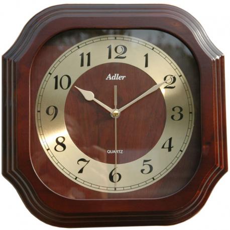 ADLER 21149W Sieninis kvarcinis laikrodis