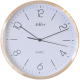 ADLER 30134COP Quartz Wall clock