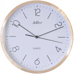 ADLER 30135COP sieninis kvarcinis laikrodis