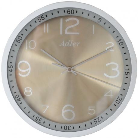 ADLER 30148GR Haстенные кварцевые  часы