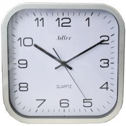ADLER 30138SIL  Quartz Wall Clock