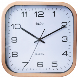 ADLER 30138COP  Quartz Wall Clock