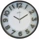 ADLER 30151 BLACK Quartz Wall Clock