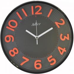 ADLER 30151RED Haстенные кварцевые  часы